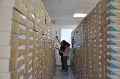 Reanudan la entrega de computadoras en San Luis y Villa Mercedes