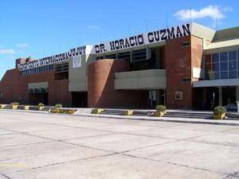 Trabajadores del Aeropuerto de Jujuy en conflicto