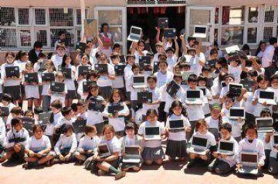 Se integraron 2.728 alumnos de Villa Mercedes a Todos los Chicos en la Red