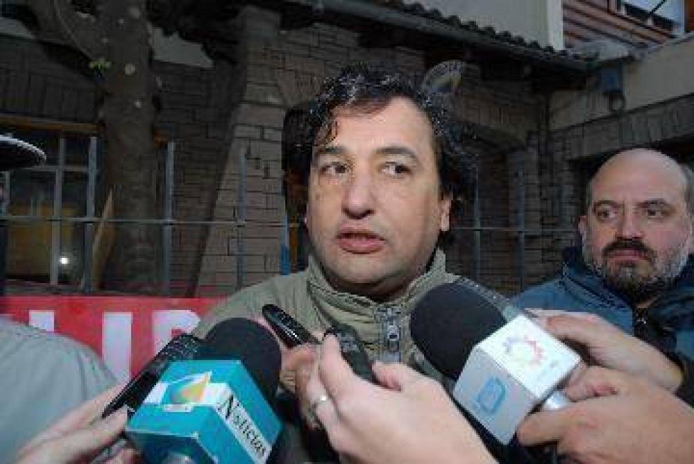 """Molina: """"La Unter no sufrirá ningún impacto ni perderá fuerza"""""""