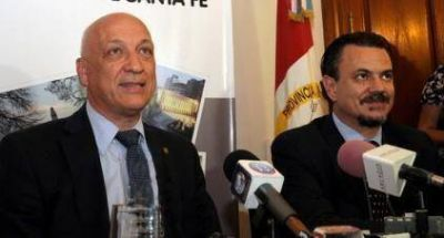 LO ANUNCI� ANTONIO BONFATTI: Tres ministros radicales en el gabinete