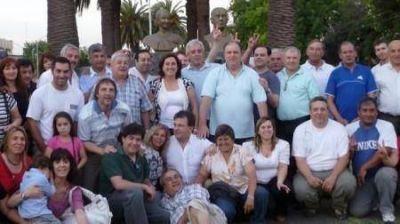 Sectores del Peronismo recordaron a su líder