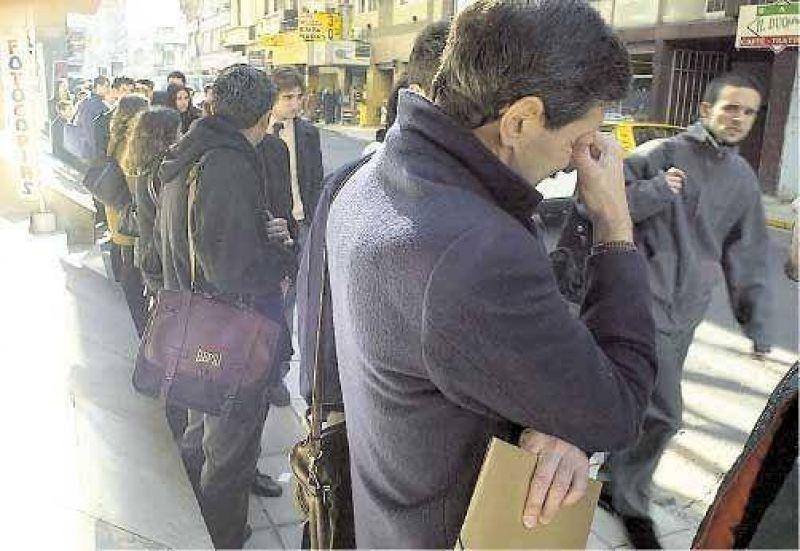 Temen que el Indec oculte hasta 350.000 desocupados