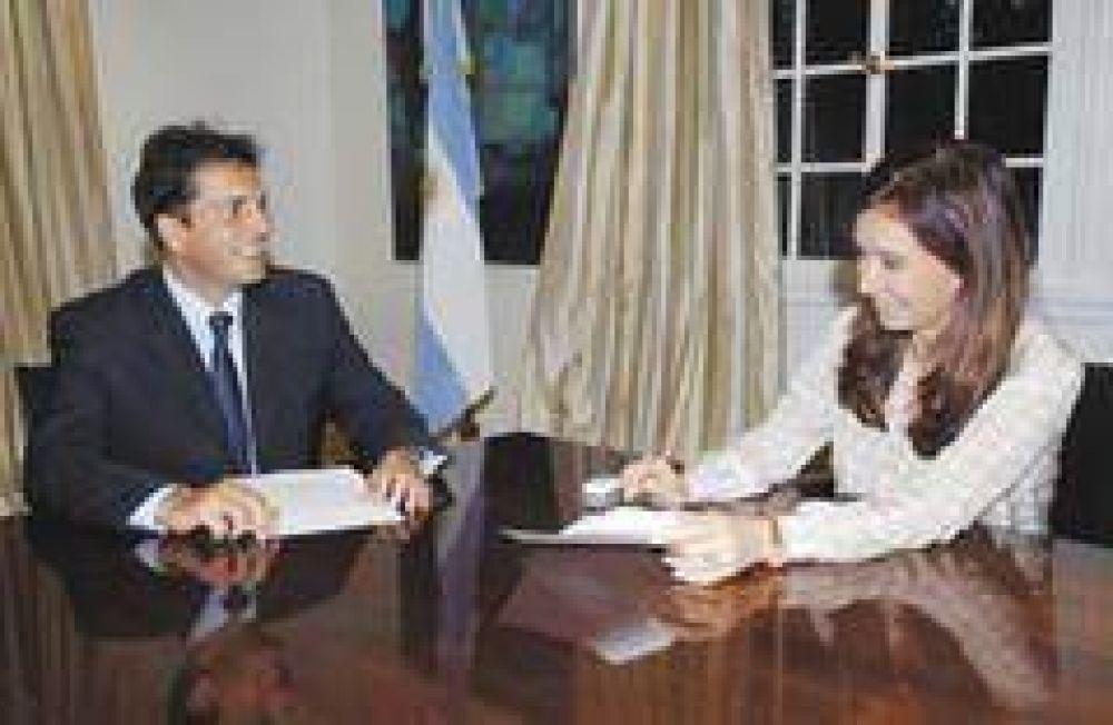Festeja Cristina: la adhesión al canje de deuda fue casi total
