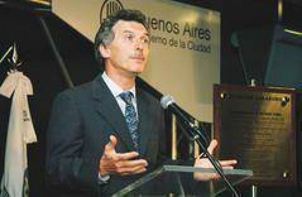 Macri busca inversiones e imagen de estadista en Davos