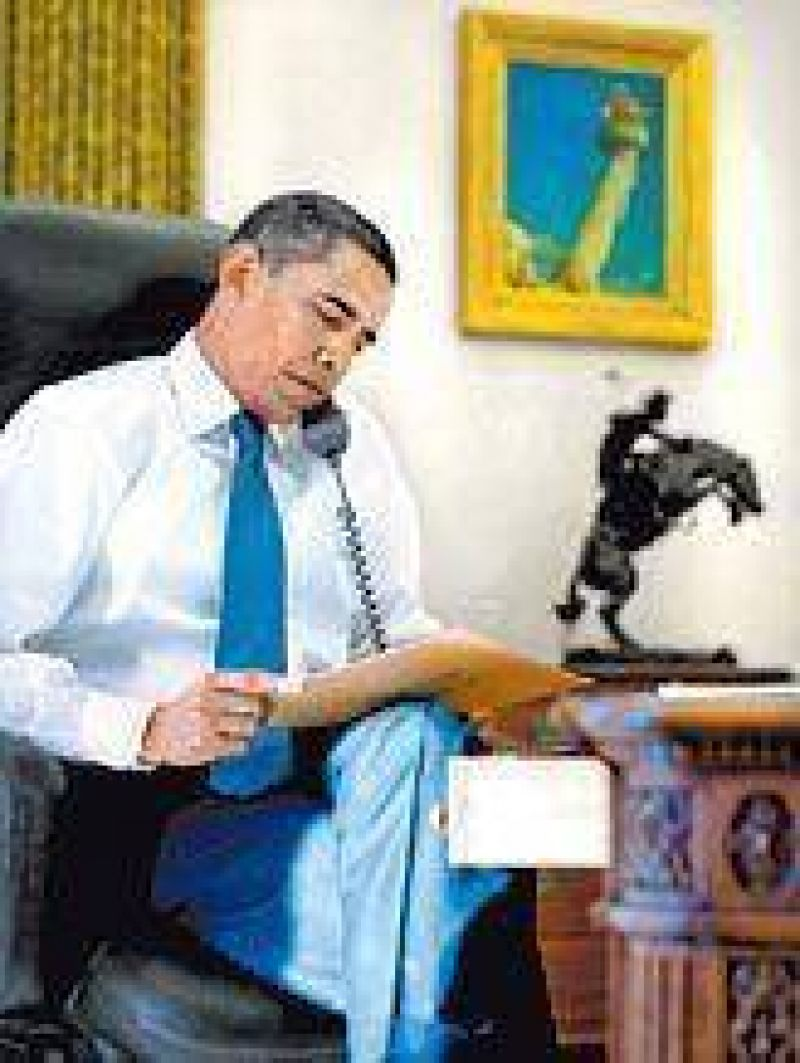 Obama estudia medidas para controlar m�s a los mercados