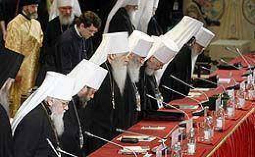 Eligen al nuevo patriarca de la Iglesia Ortodoxa Rusa