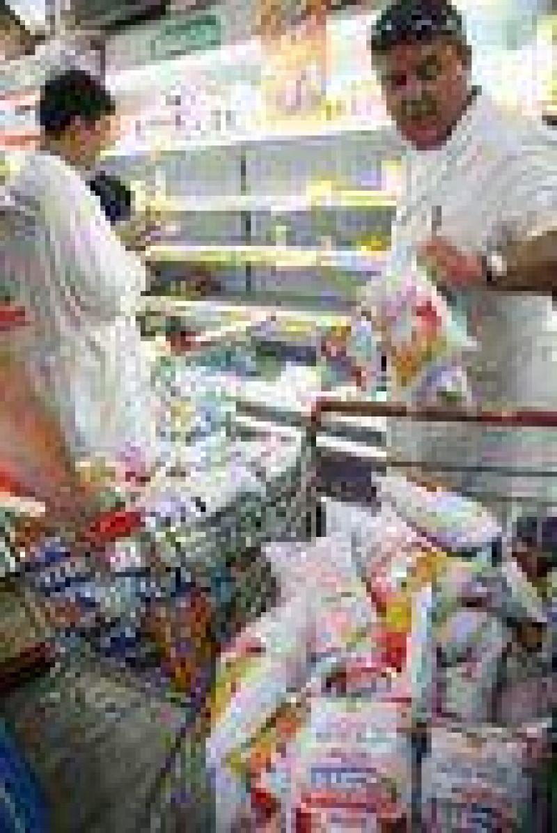 Decomisan alimentos en Berazategui por no mantener la cadena de frío
