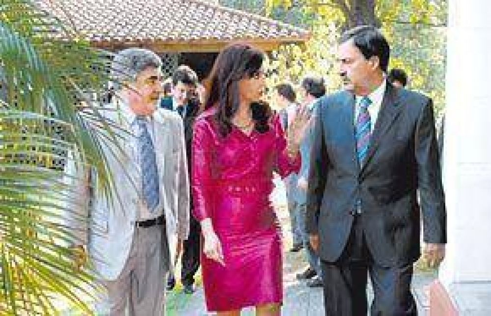 Cristina decretó la emergencia agropecuaria: posponen pagos