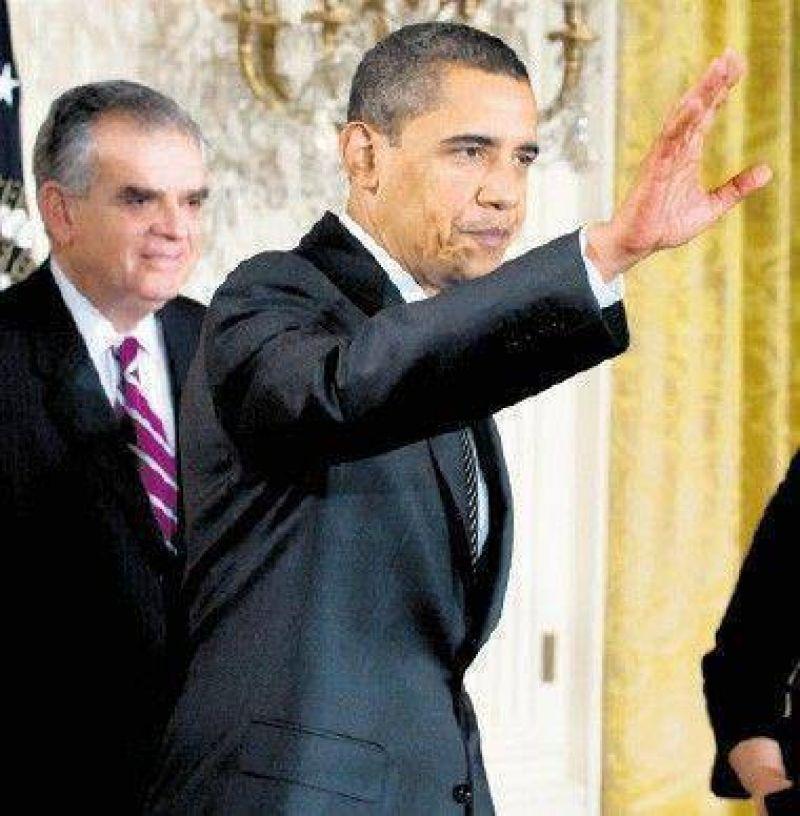 Obama reducir� la dependencia del petr�leo extranjero