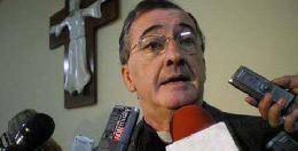 """Muerte Digna: """"cortar la vida de una persona intencionalmente es una especie de homicidio"""" dijo el Obispo Martínez"""