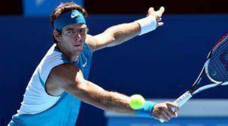 Del Potro y Federer buscan un lugar en las semifinales del Abierto de Australia