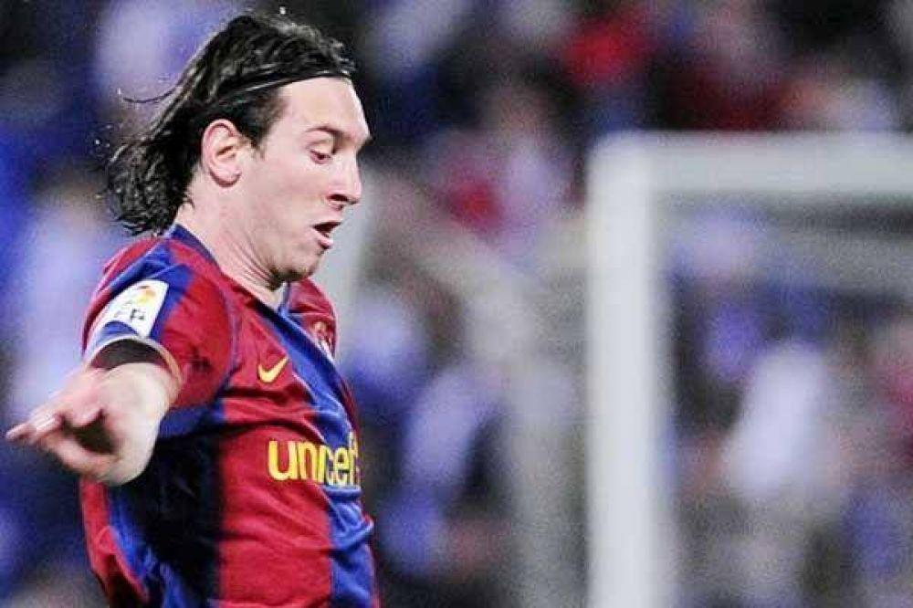 330: Messi es inalcanzable en todo