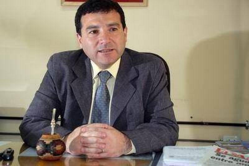 En busca de fondos, intendentes locales visitan a Randazzo