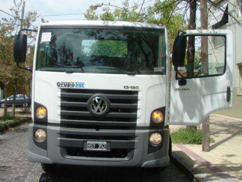A través del leasing El Municipio adquirió un nuevo camión