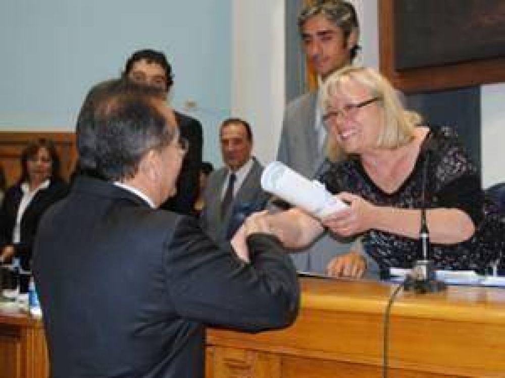 Asumieron los diputados y senadores provinciales electos el 23 de octubre