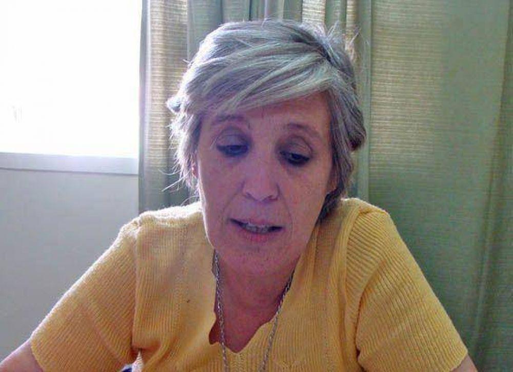 Zulma Mori negó haber maltratado a Perazzo.