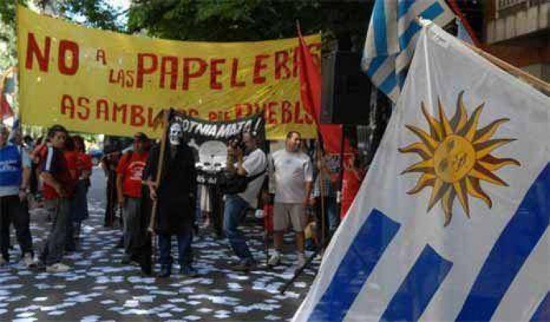 El mal olor caldeó el clima con Uruguay