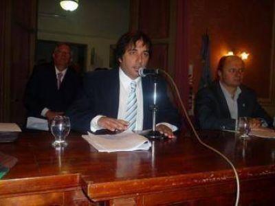 Martín Pando es el nuevo Presidente del HCD