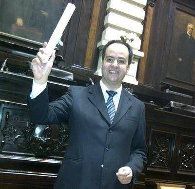El s�bado a las 19.30, asumir�  como intendente Mart�n Caso