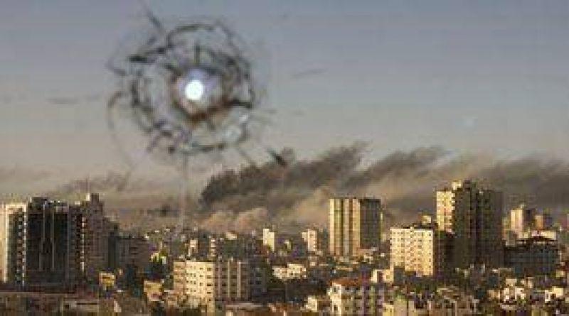 Israel atacó el sur de Franja de Gaza y peligra la tregua