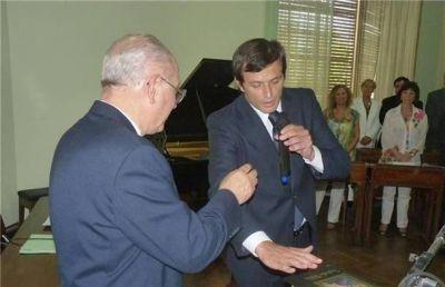 Bolívar ya tiene nuevo intendente