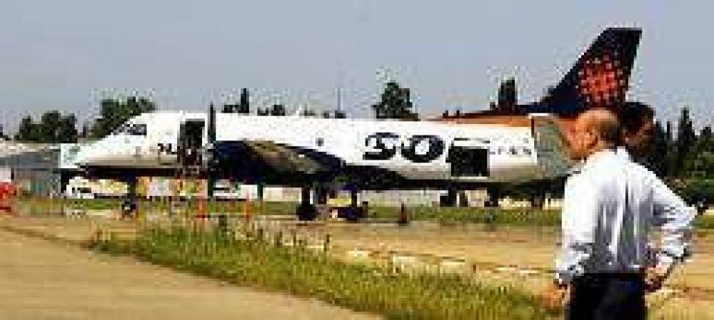 La Nación investigará si la línea aérea Sol cobró de más sus pasajes