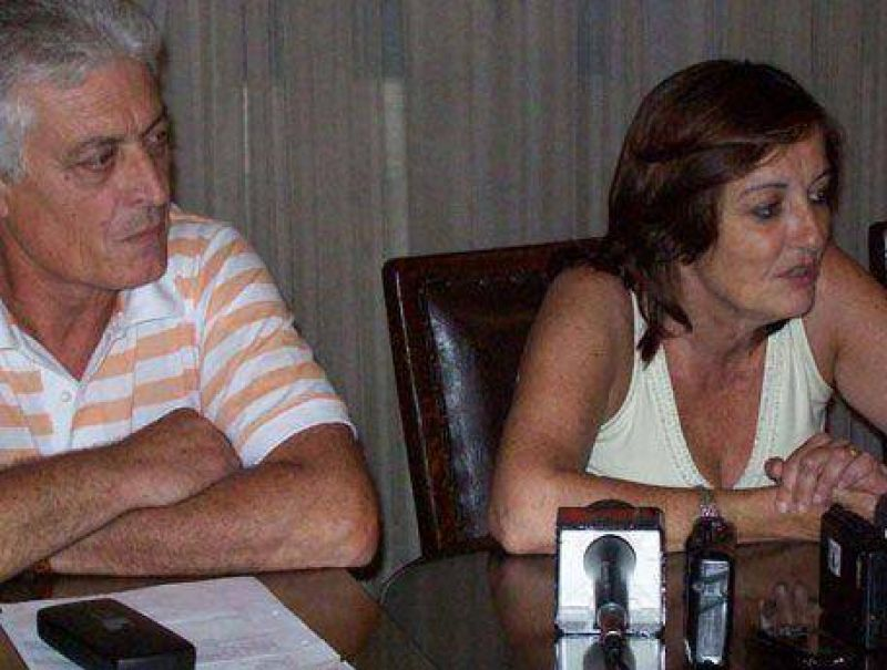 Vice ministra de Trabajo: Ciciliani: 'Rafaela encontró una fórmula de diálogo social ejemplar para la Provincia'