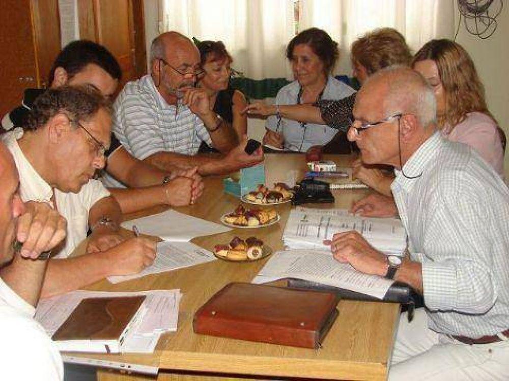 Educación Se firmó el convenio para la construcción de la Escuela Agraria