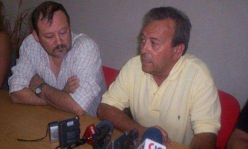 Molina desmintió que exista un acuerdo entre él y Carrió.