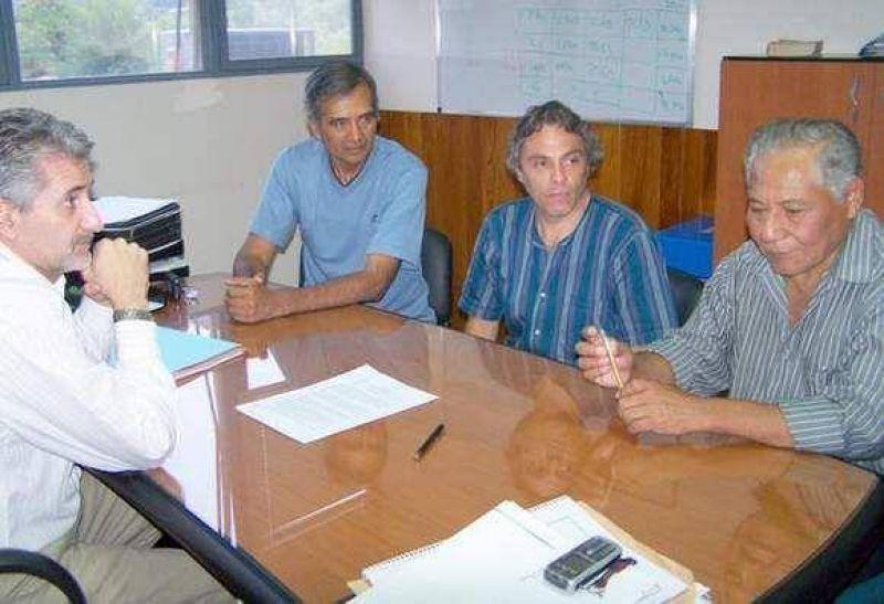 Medio Ambiente firm� acuerdo con organismo ecol�gico de San Pedro