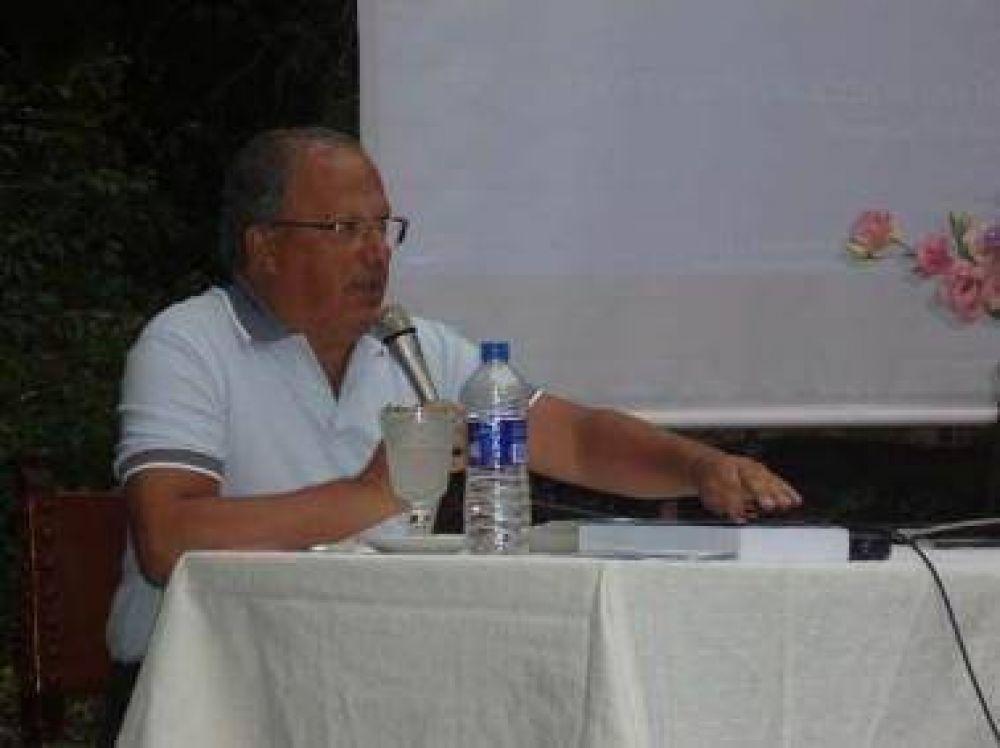 """""""Hay que ratificar el rumbo iniciado en el 2003 siendo oficialistas del modelo y no de gobiernos"""