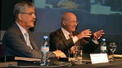 """Para Paolo Rocca la """"unidad interna"""" del país será clave frente a la crisis global"""