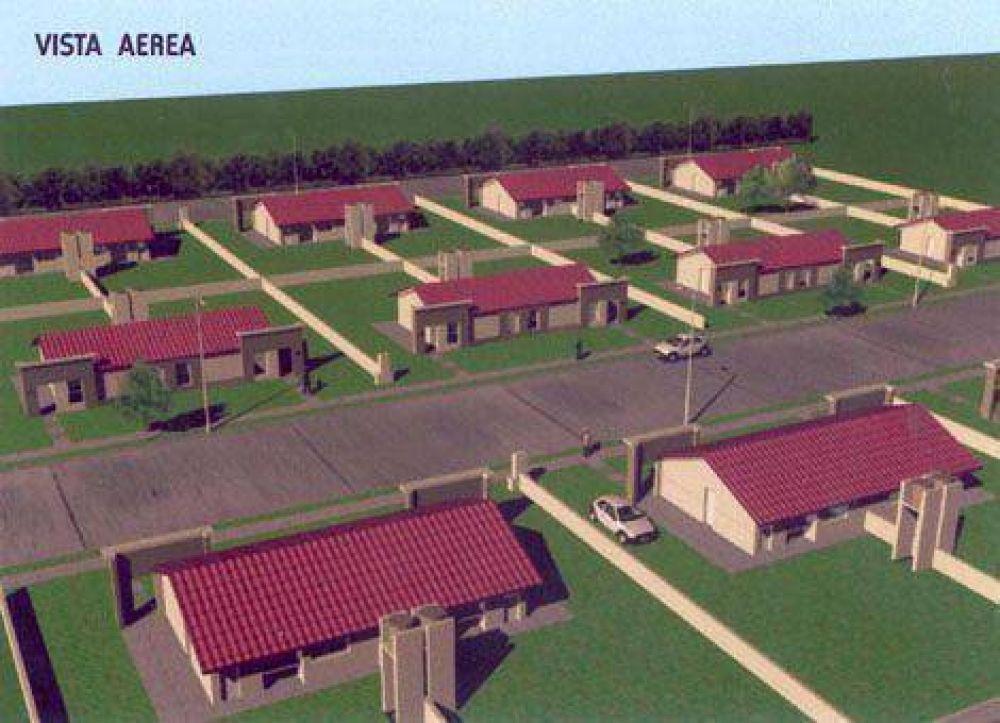 Anuncian 4 mil nuevas viviendas para Santa Cruz .