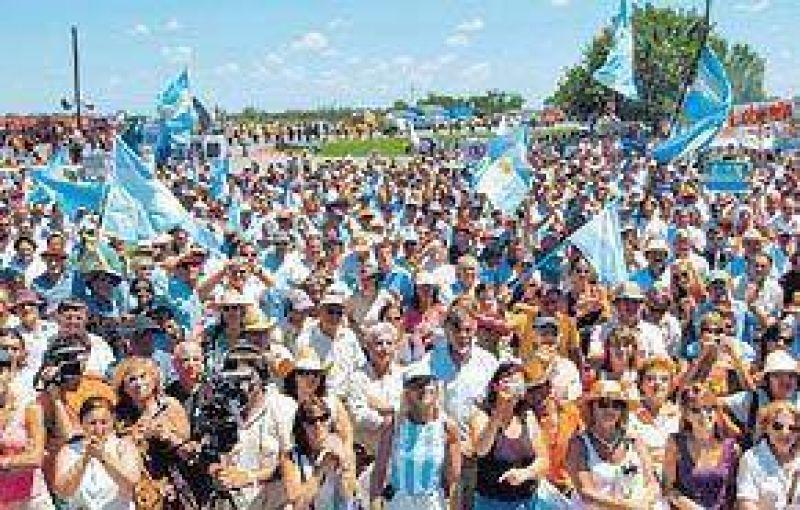 Carbap empuja la protesta del resto de las entidades