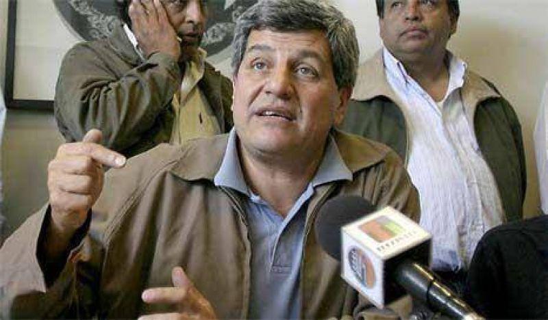 De Gennaro lideraría lista de diputados nacionales por Proyecto Sur