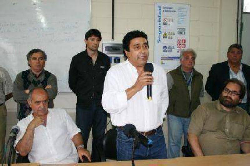 """Trujillo: """"No tenemos ningún techo porque vamos a seguir creciendo en formación profesional de los alumnos"""""""
