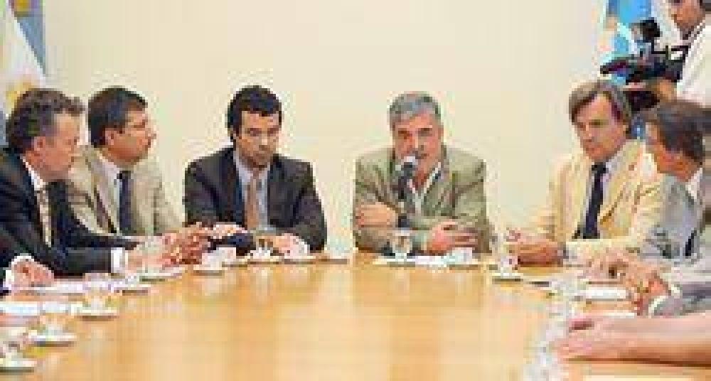 Fue lanzado un plan de pavimento para 17 localidades.