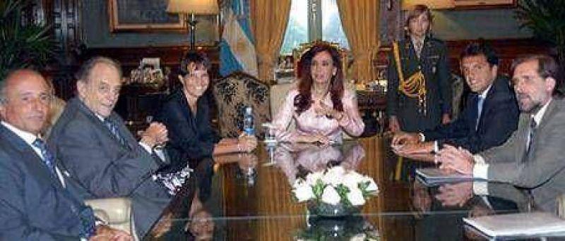 Luego de un año, Cristina vuelve mañana a Córdoba