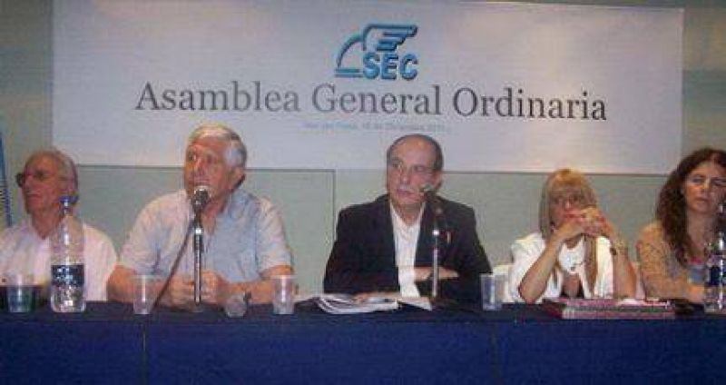 Trabajadores mercantiles reafirmaron su respaldo a Pedro Mezzapelle