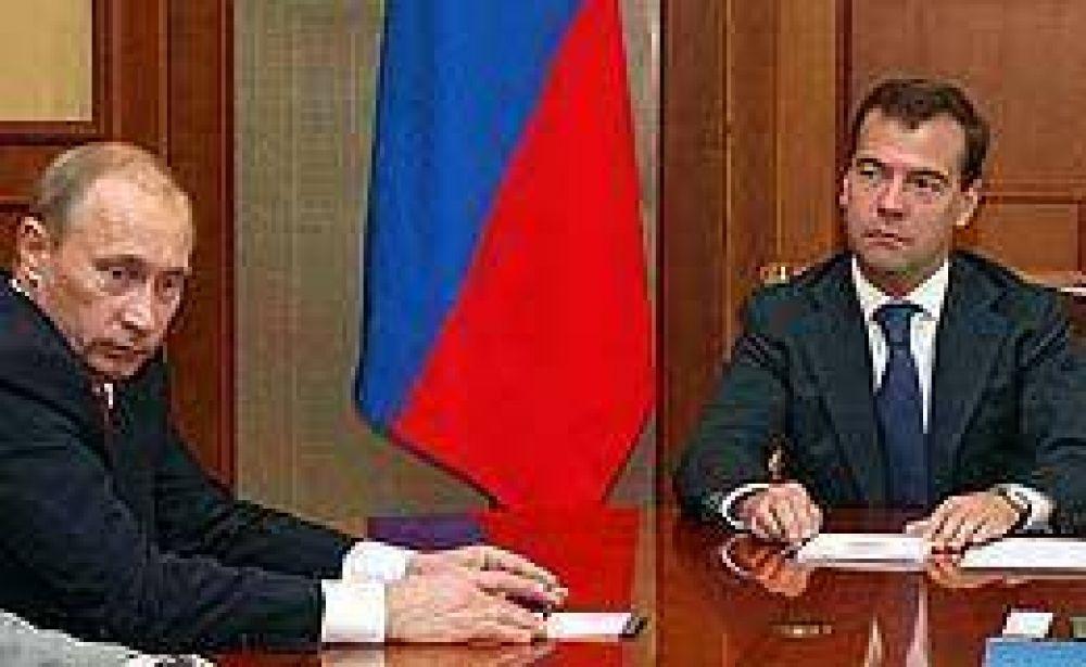 Gesto de Rusia a Obama: suspenden escudo antimisiles
