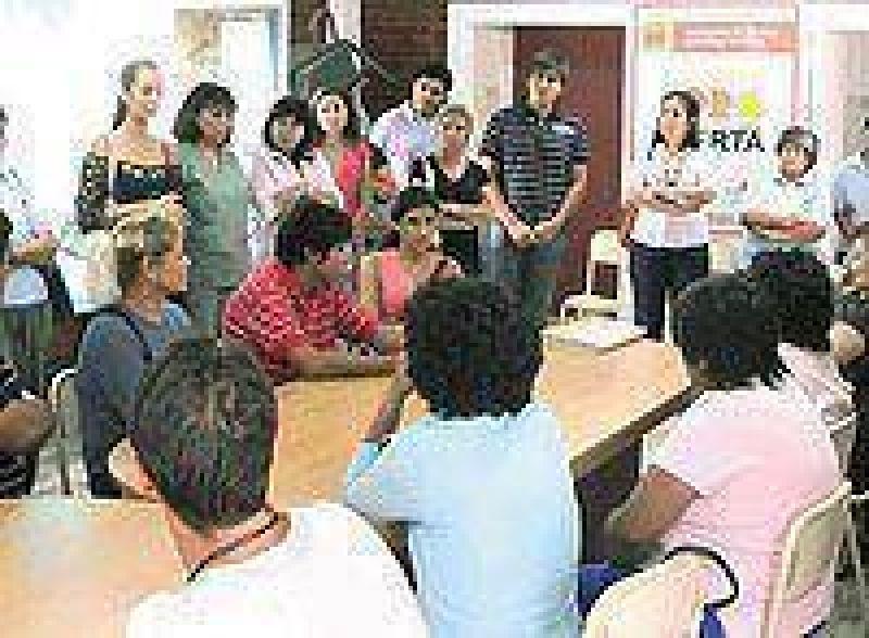 Incorporan discapacitados al programa Pro-Huerta Municipal