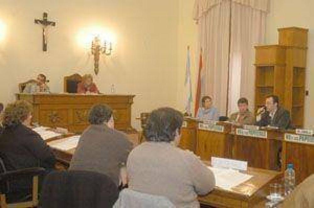 El Concejo Deliberante expresó su apoyo a la lucha de Gualeguaychú.