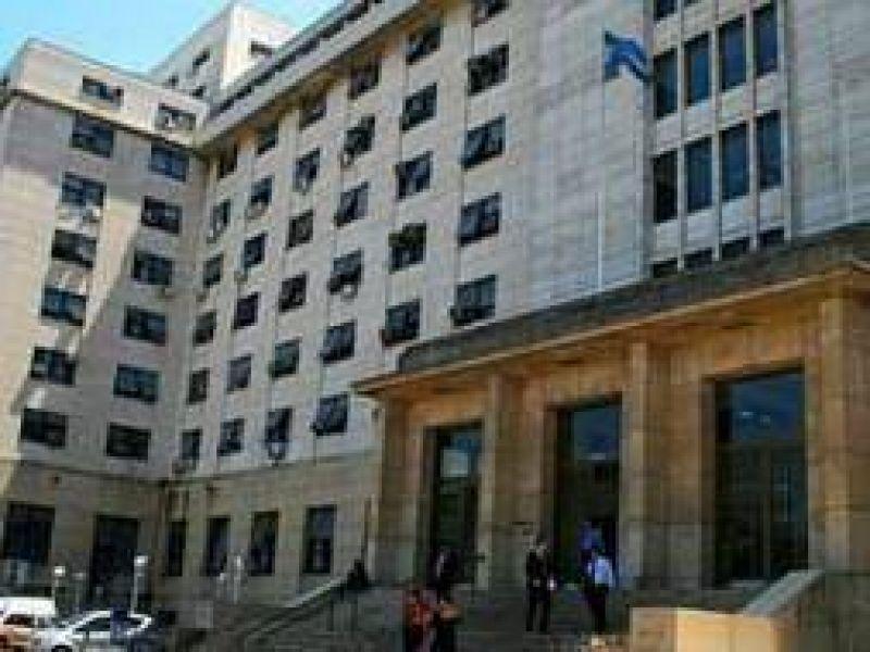 Paro nacional de empleados judiciales