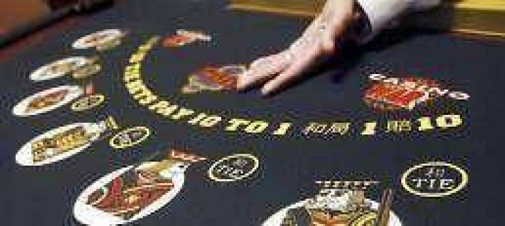 El casino aún no abrió pero los riesgos del juego ya preocupan a la provincia