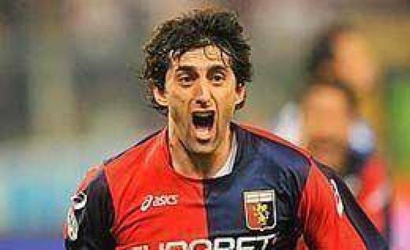 Milito es del Inter.