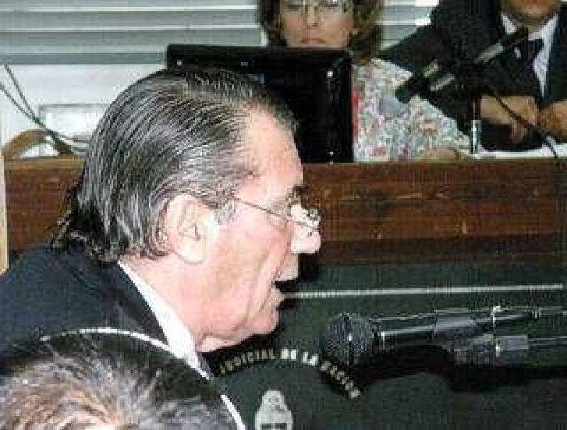 Carlos Plá inculpó a camaradas de armas e inclusive a la Fiscal y a su antiguo abogado