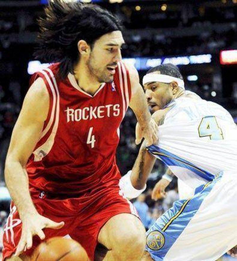 Pese al buen partido de Scola, cayeron los Rockets.