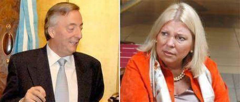 La Coalición Cívica amplía una denuncia contra Kirchner