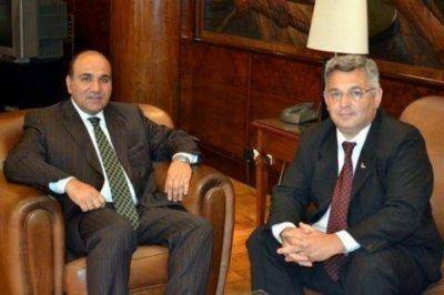 Barrientos se reunió con el Ministro de Salud
